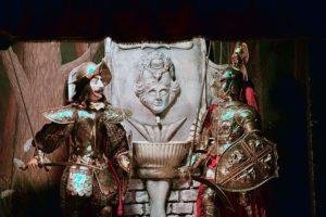 Sicilian Puppet Opera