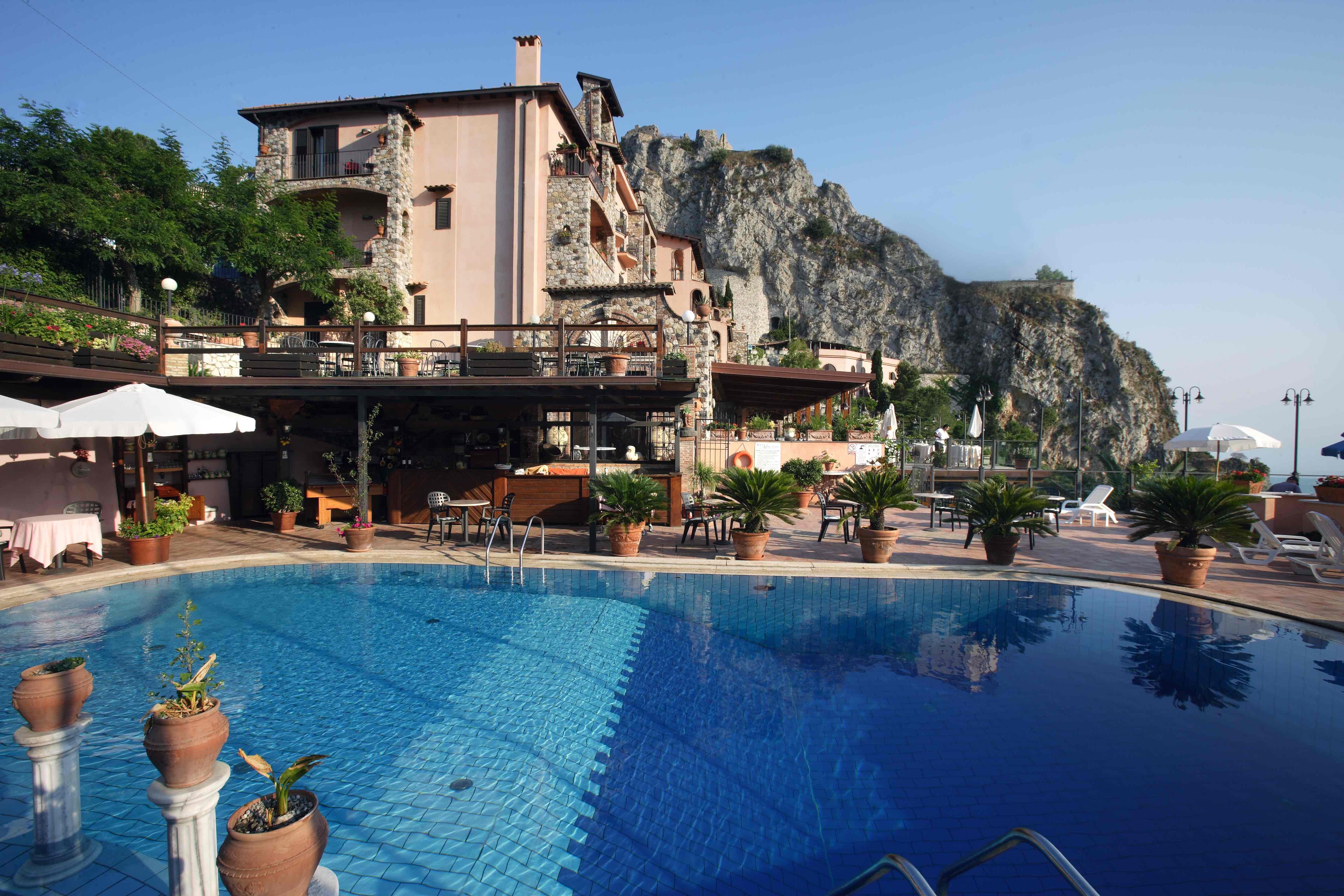 Hotel Villa Sonia Taormina Hotel Association 4 Starts Hotel