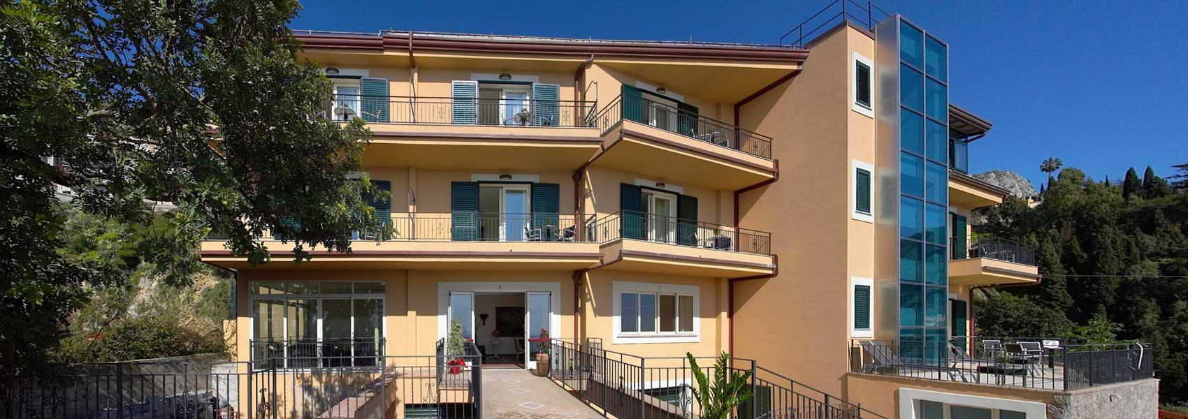 Hotel Con Piscina Taormina Centro